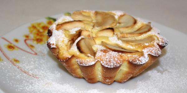 Рецепты приготовления десертов из яблок