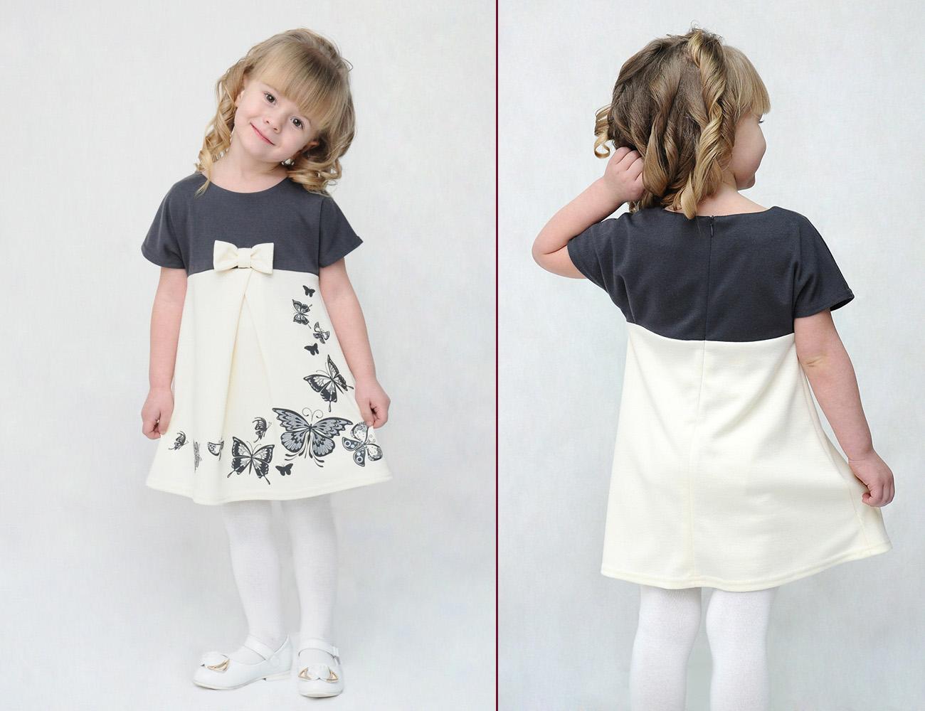 Детский Платья Для Девочек