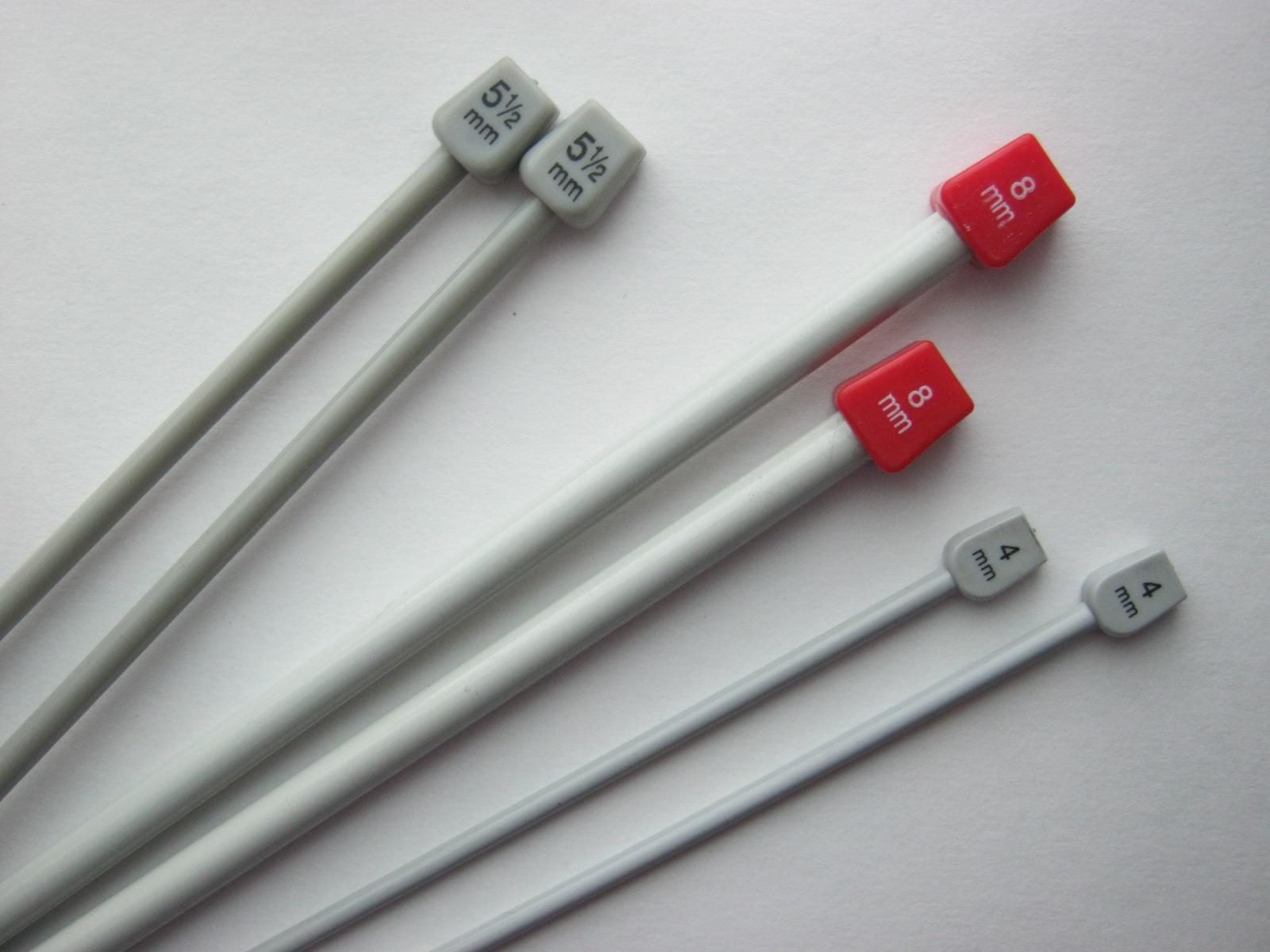Спицы для вязания номер 4 99